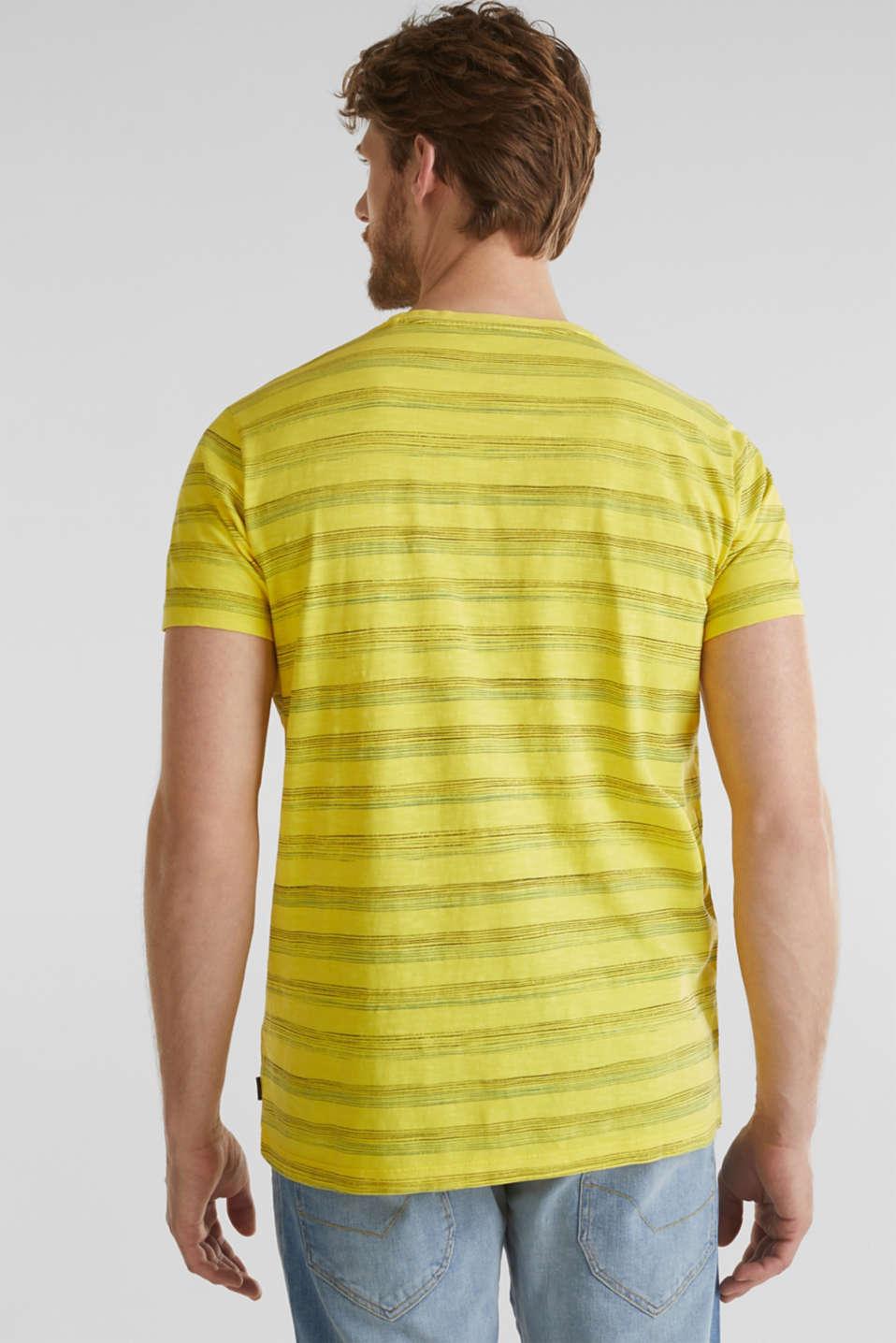 Jersey top, 100% organic cotton, YELLOW 3, detail image number 2