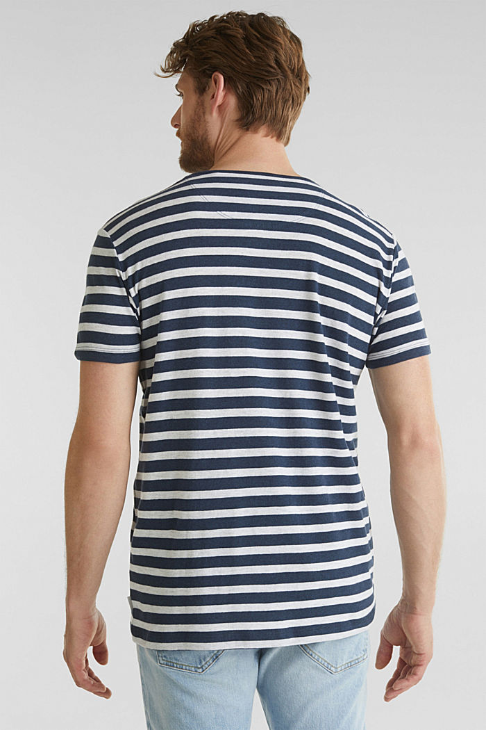 Jersey top made of 100% organic cotton, NAVY, detail image number 3