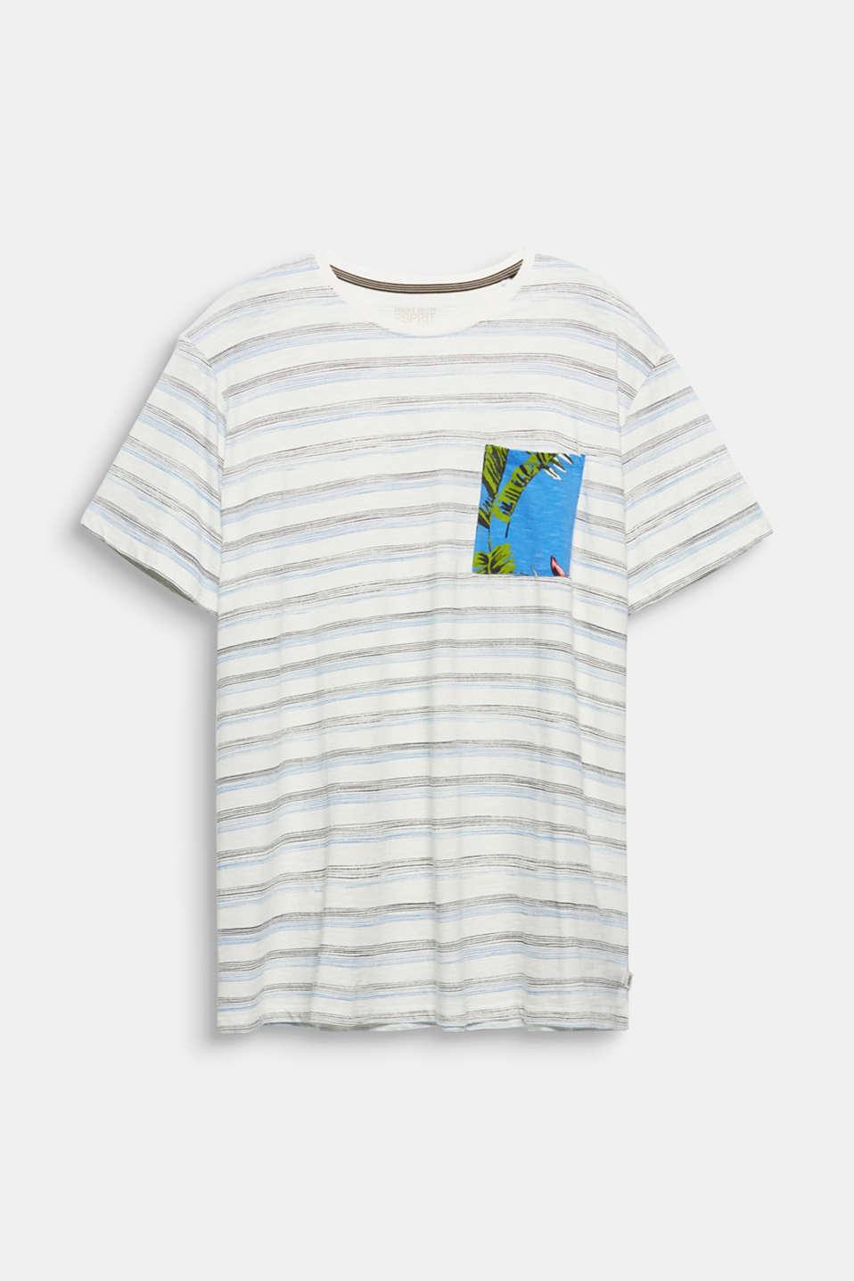 Fashion T-Shirt, OFF WHITE 3, detail image number 6