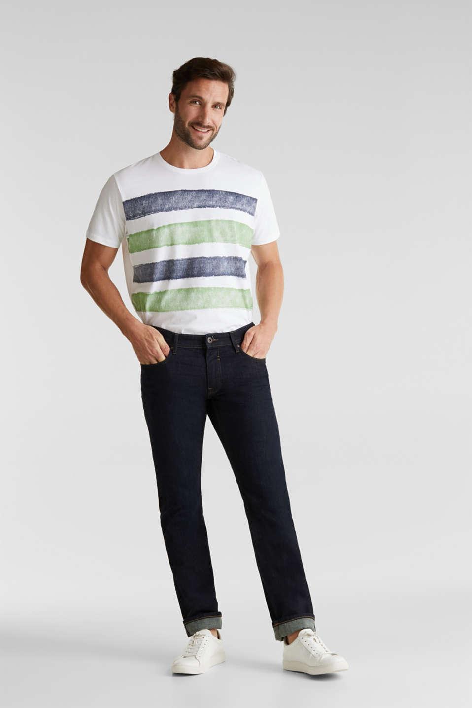 Jersey T-shirt, 100% organic cotton, LIGHT GREEN 3, detail image number 2