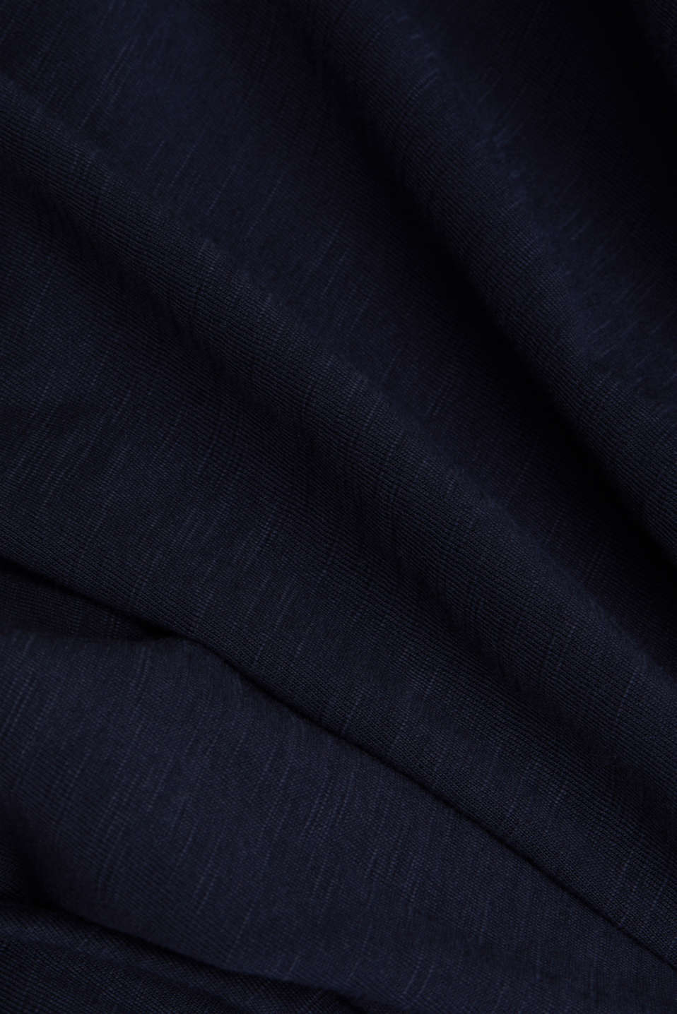 Jersey top, 100% organic cotton, NAVY, detail image number 4
