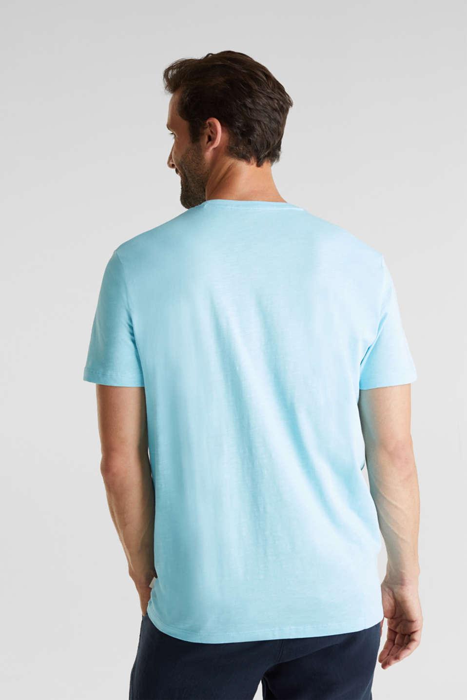 Jersey top, 100% organic cotton, LIGHT BLUE, detail image number 3