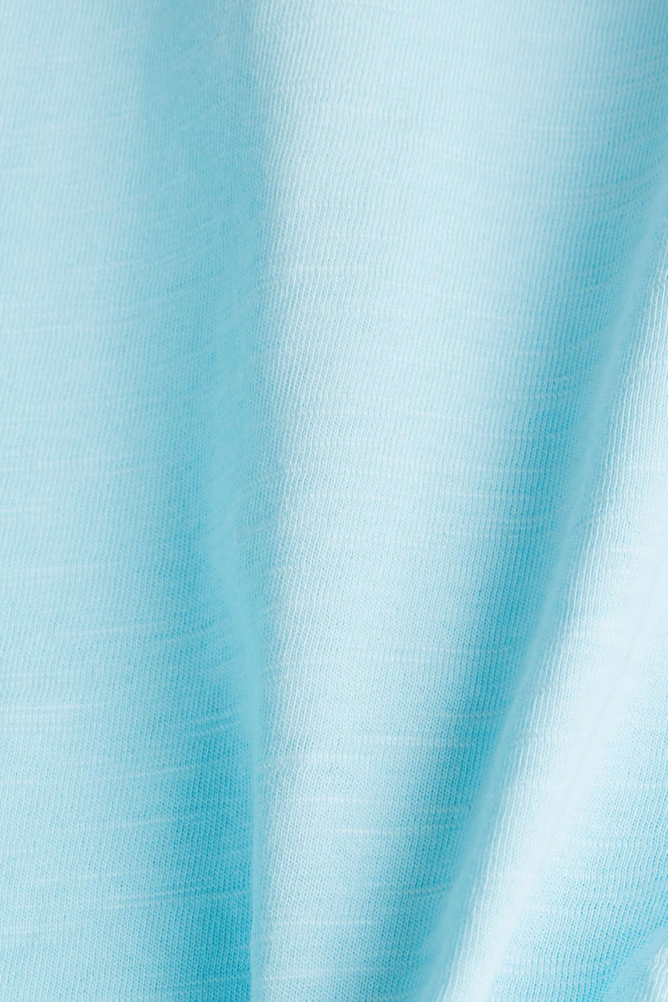 Jersey top, 100% organic cotton, LIGHT BLUE, detail image number 4