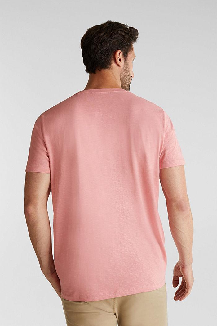 Jersey-Shirt aus 100% Organic Cotton, BLUSH, detail image number 3