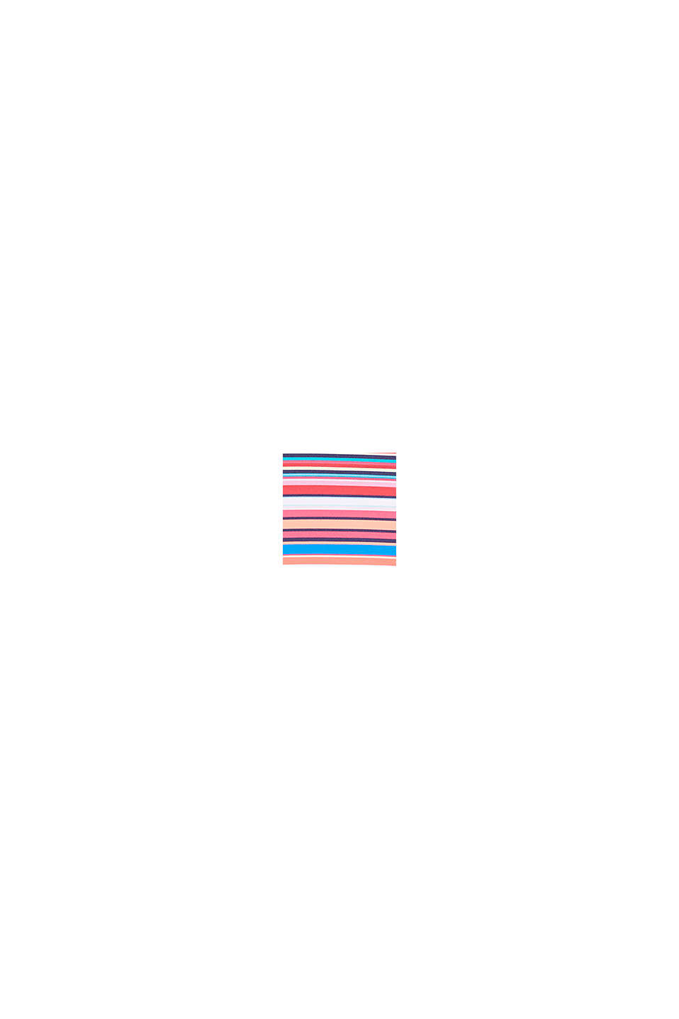 Midi briefs with multicoloured stripes, NAVY, swatch