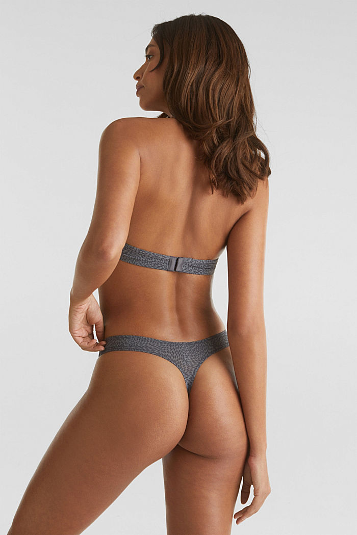 Hipster thong, ANTHRACITE, detail image number 2