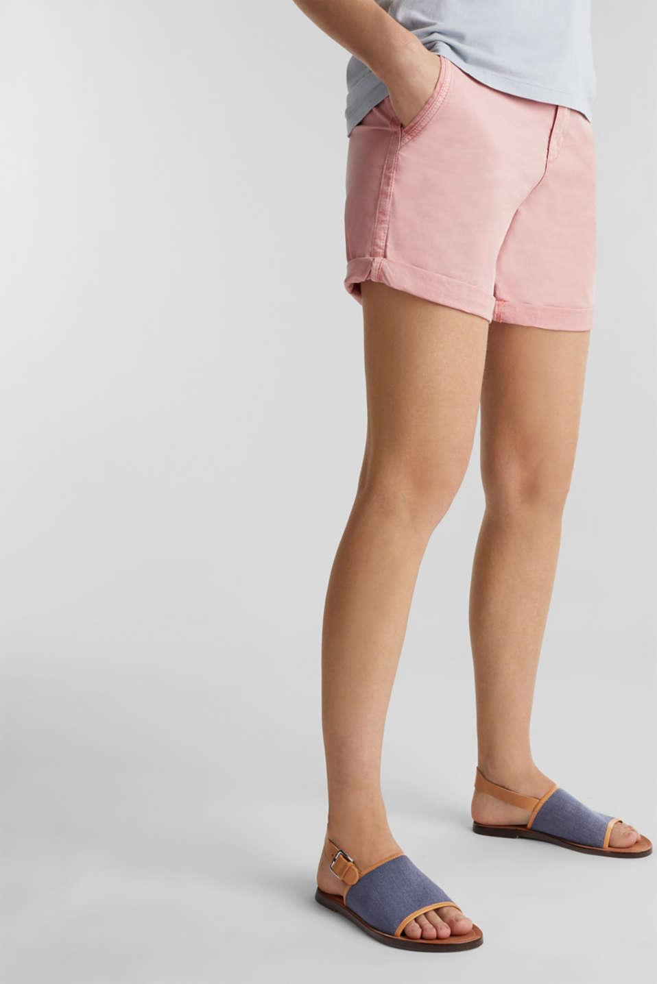 EarthColors® canvas sandals, LIGHT BLUE LAVENDER, detail image number 3