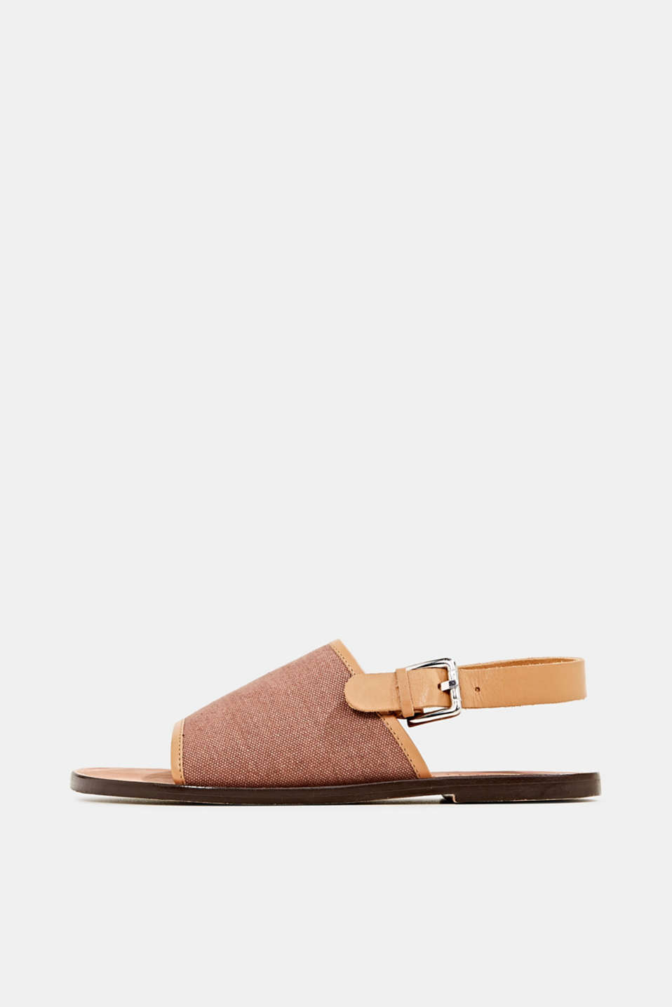 Esprit - EarthColors® canvas sandals
