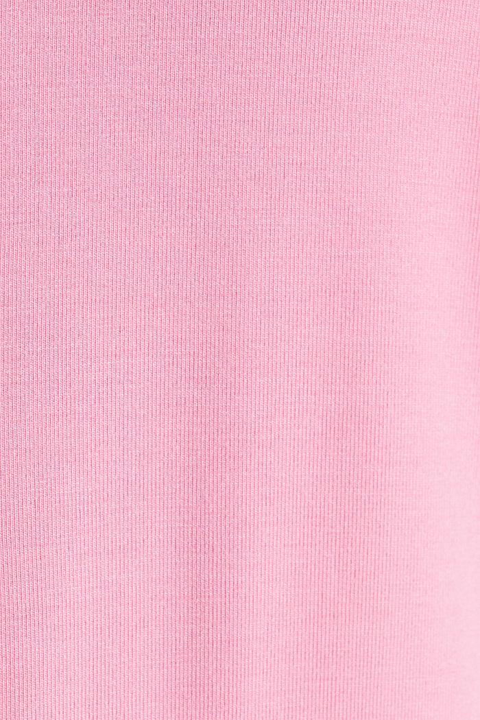 Débardeur stretch à détails en satin, PINK, detail image number 4