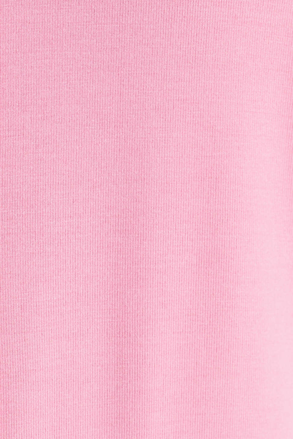 Stretchy tank top with satin details, PINK, detail image number 4