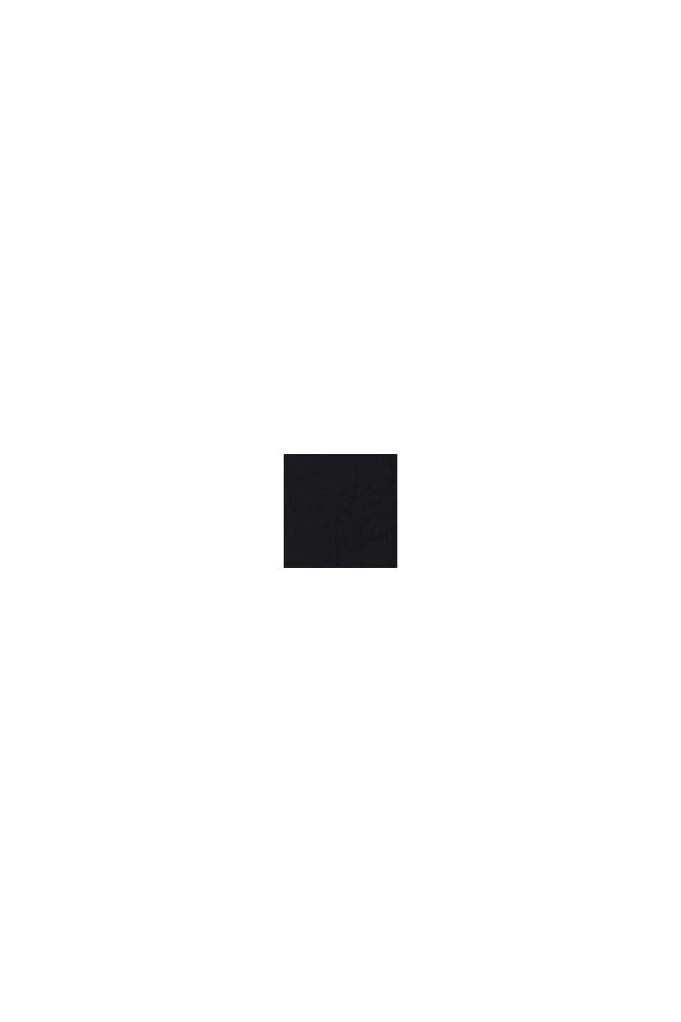 Genbrug: Overall i chiffon, BLACK, swatch