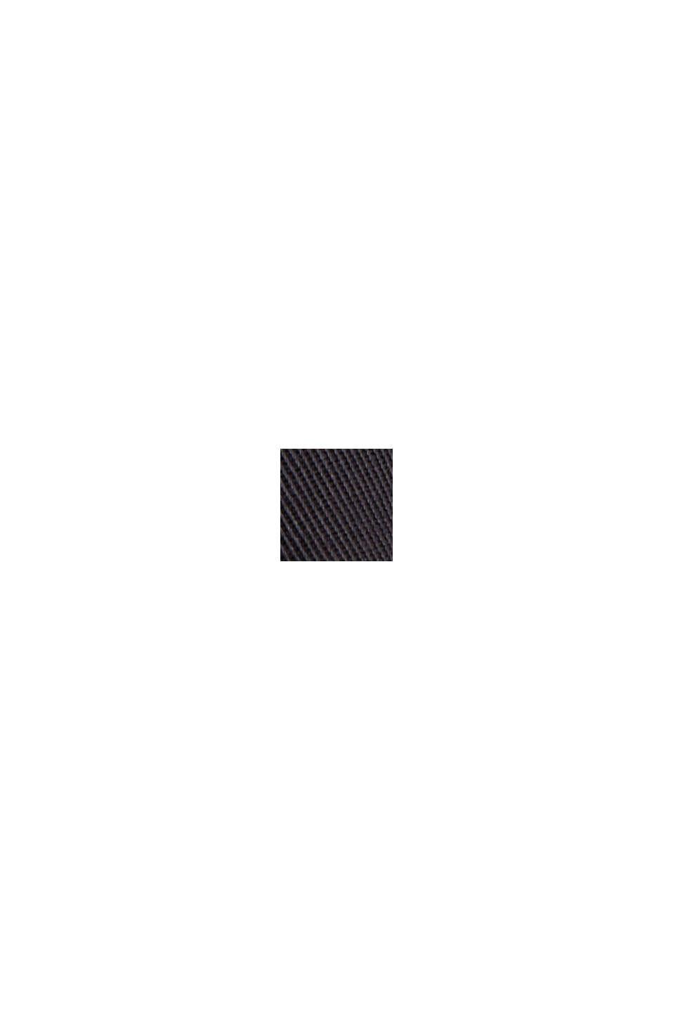 I TENCEL™: shorts med løbegang og indvendig snor, BLACK, swatch