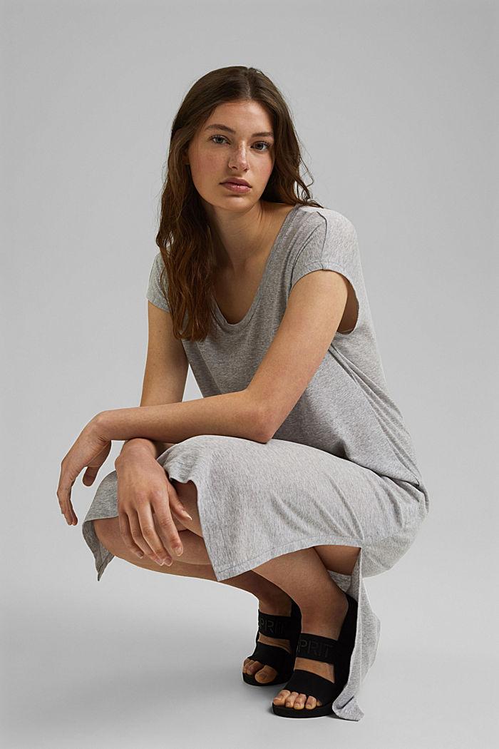 Jerseykleid aus TENCEL™ Lyocell