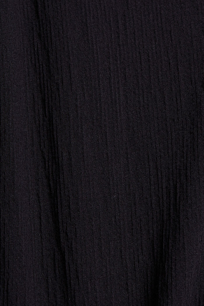 Dresses knitted, BLACK, detail image number 4
