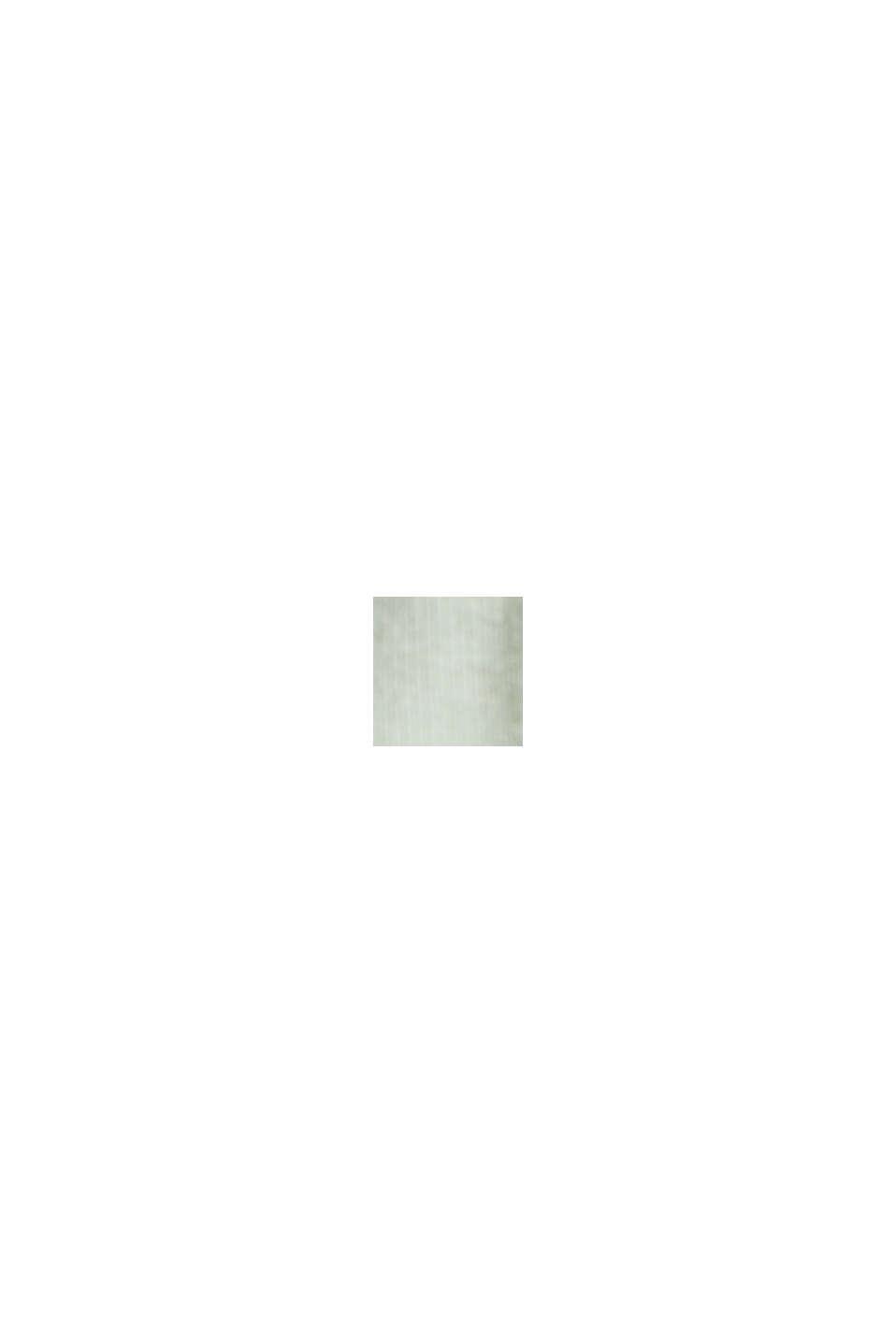 Linne i omlottlook, LENZING™ ECOVERO™, PASTEL GREEN, swatch