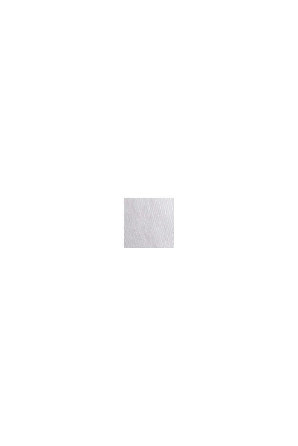 Laskossomisteinen T-paita, luomupuuvillaa, WHITE, swatch