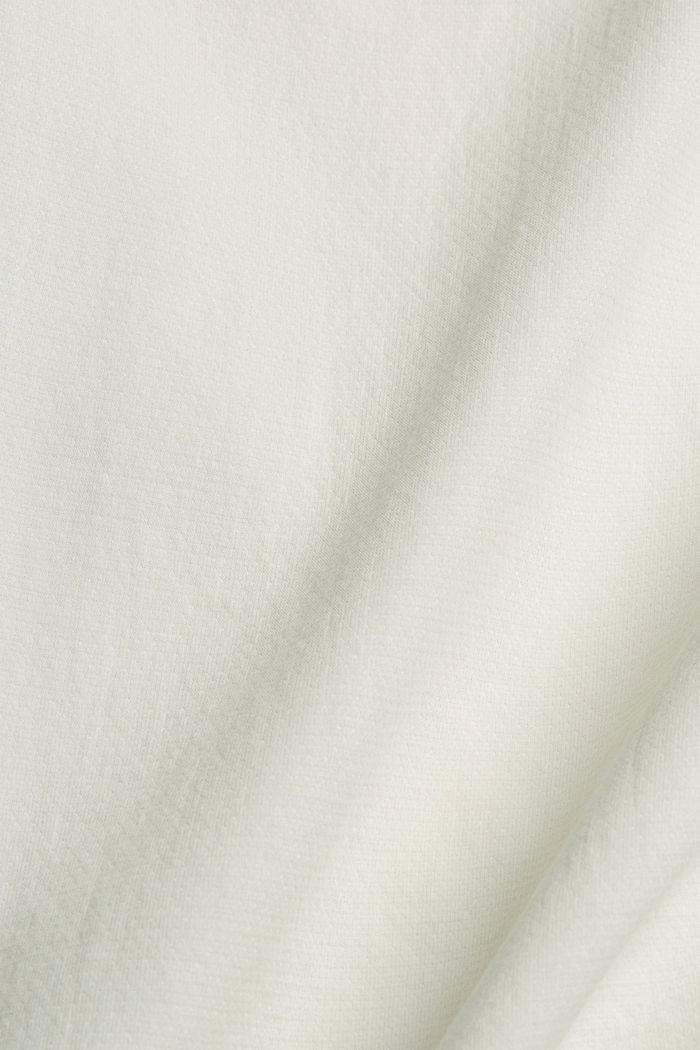 Košile s henley výstřihem, OFF WHITE, detail image number 4