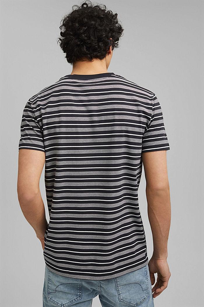 Jersey-T-Shirt aus 100% Organic Cotton, BLACK, detail image number 3