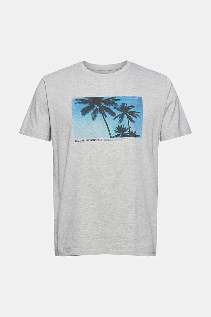 Jersey T-shirt with organic cotton