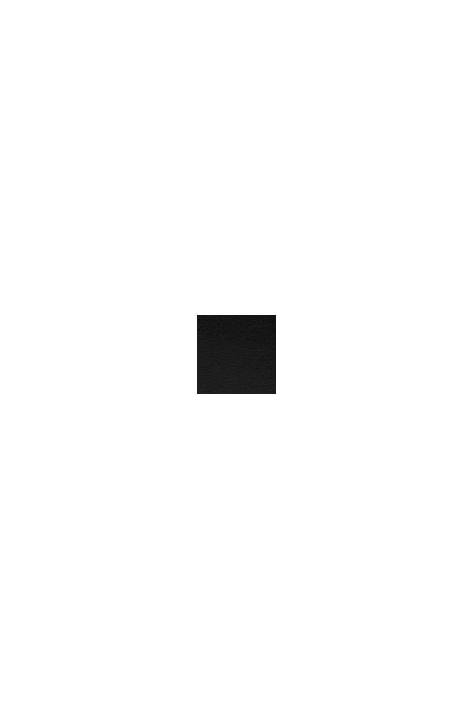 Végane: mini-baguette zippée, BLACK, swatch