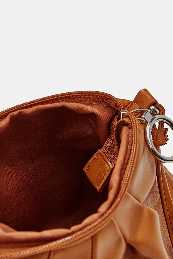 Vegan: Mini-Baguette mit Zipper, CARAMEL, detail image number 4