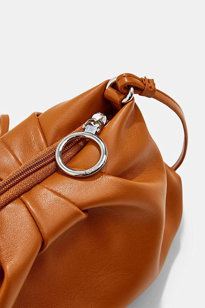Vegan: Mini-Baguette mit Zipper, CARAMEL, detail image number 3