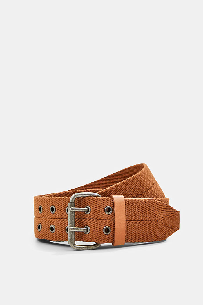 Belts non-leather