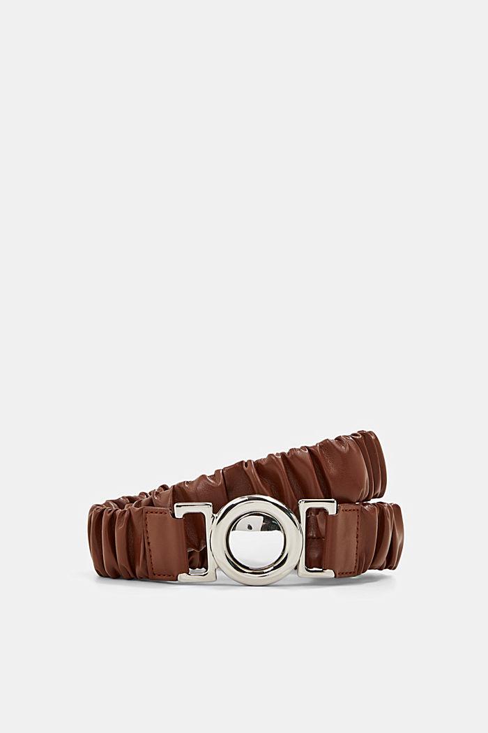 Cinturón elástico con cierre de clip