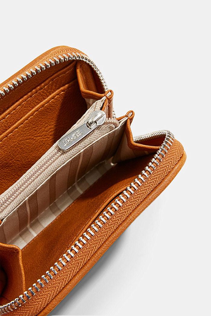 Vegansk: plånbok i flätad look