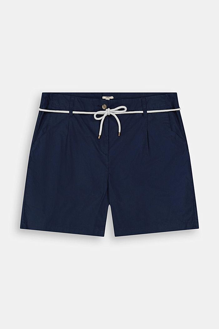 Shorts CURVY in cotone biologico