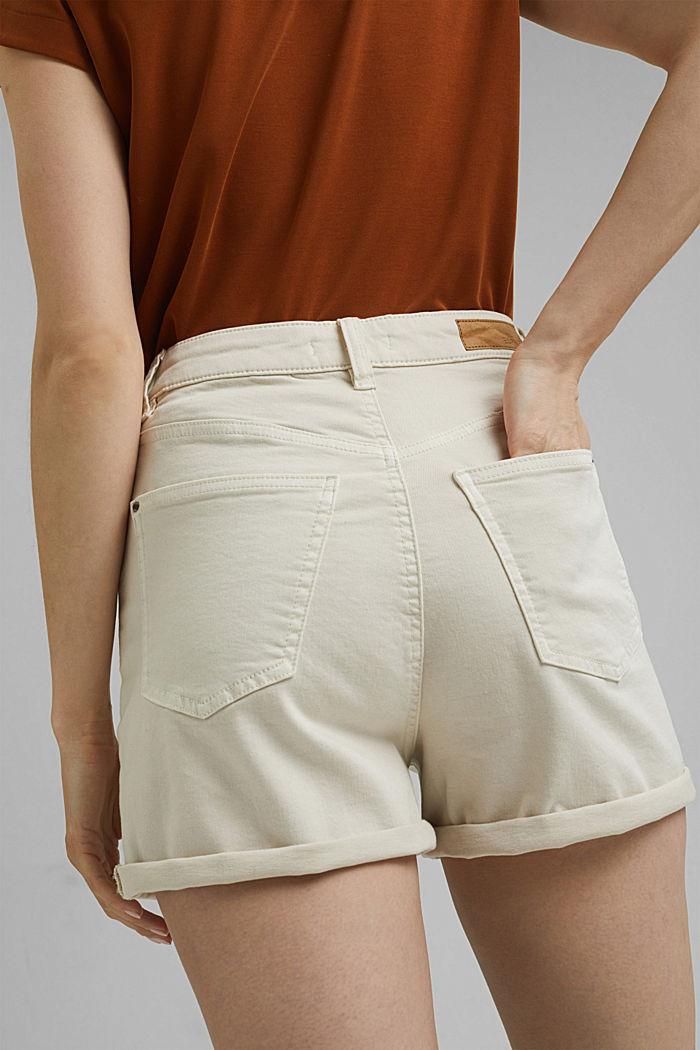 Superstretch-Shorts mit Bio-Baumwolle, ICE, detail image number 5