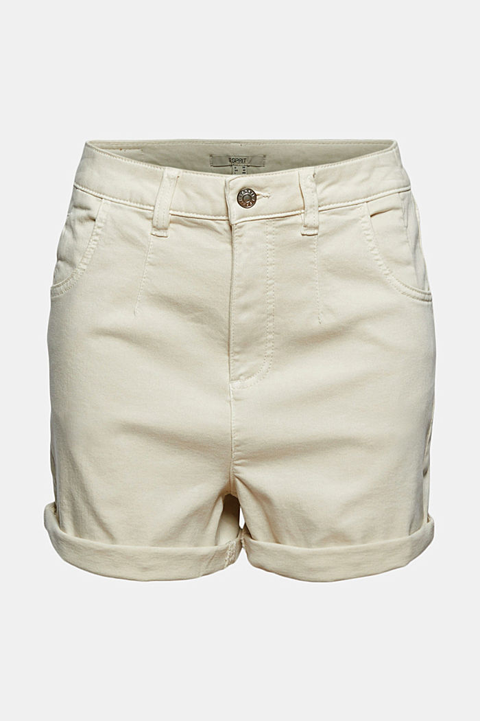 Superstretch-Shorts mit Bio-Baumwolle, ICE, detail image number 7