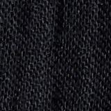 Voile-Kleid aus Bio-Baumwolle mit Spitze, BLACK, swatch