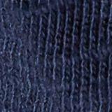 Jerseykleid mit Lochspitze, Bio-Baumwolle, NAVY, swatch