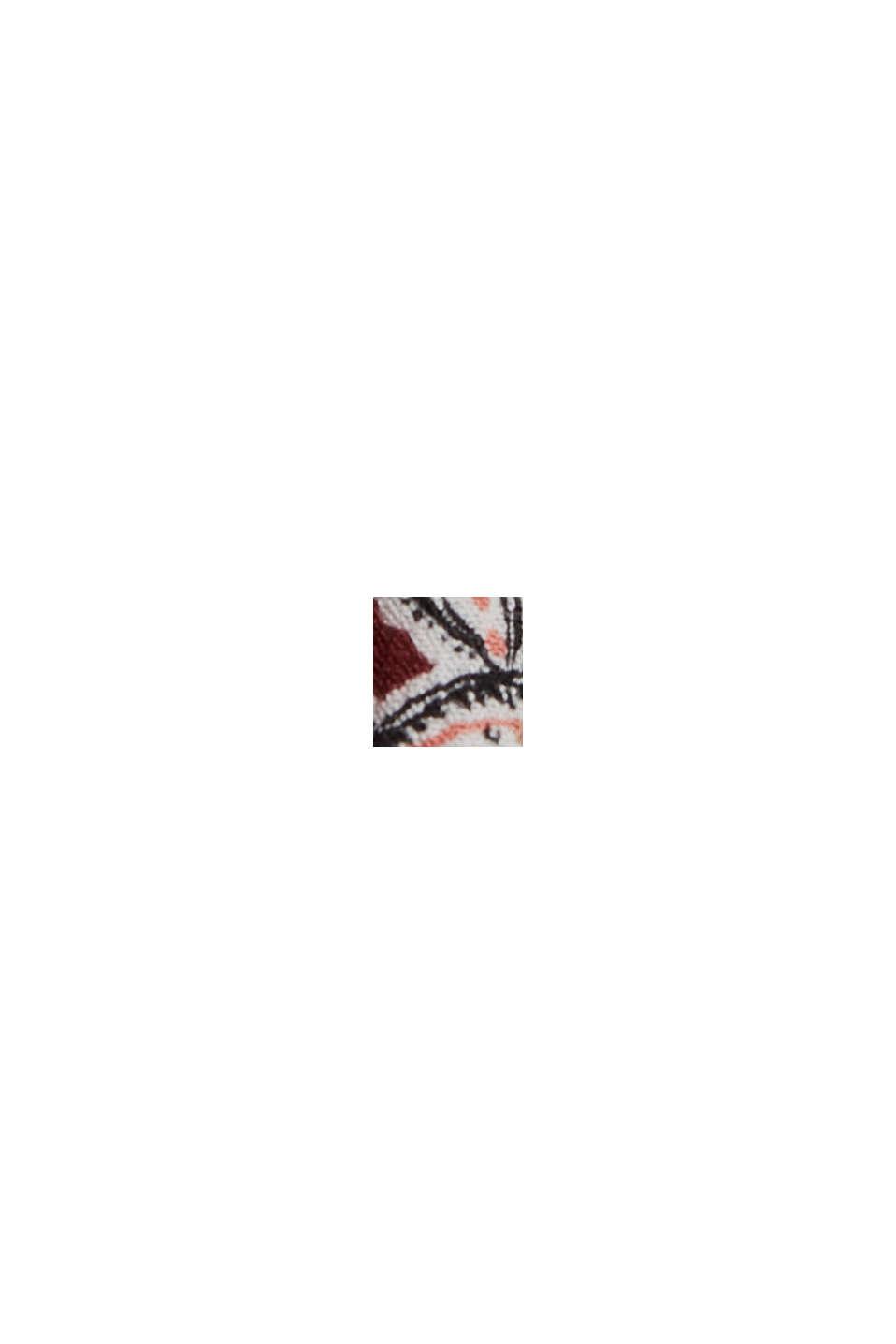 CURVY Ryppyinen puseromekko, jossa paisley-painatus, LIGHT BEIGE, swatch