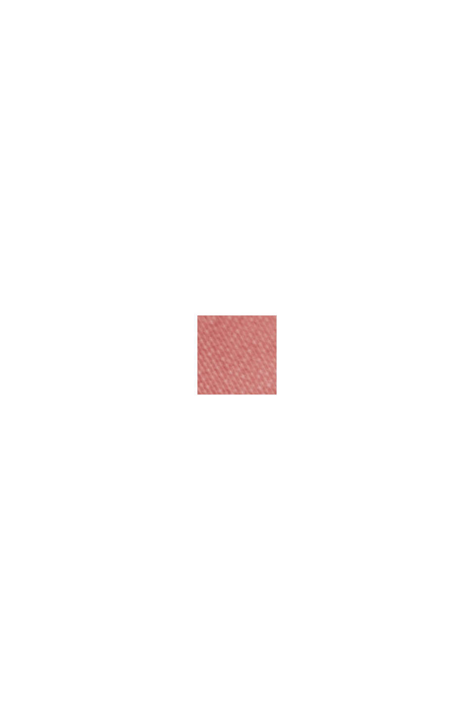 Fließendes Jerseykleid mit Bindegürtel, BLUSH, swatch