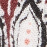 CURVY Blusentop mit Print und Rüschen, LIGHT BEIGE 4, swatch