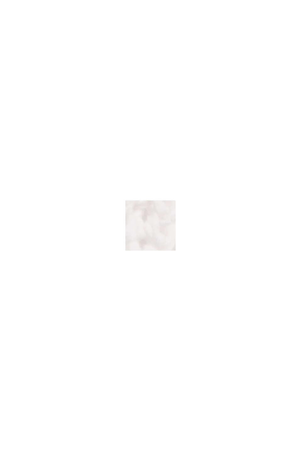 Open ribbon yarn cardigan, OFF WHITE, swatch