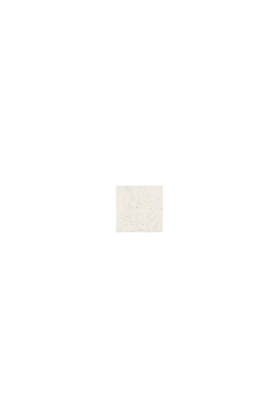 CURVY-printtipaita, jossa luomupuuvillaa, SAND, swatch