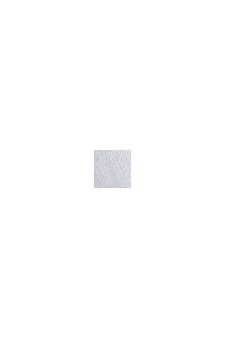 Met linnen/COOLMAX®: overhemd met korte mouwen, WHITE, swatch
