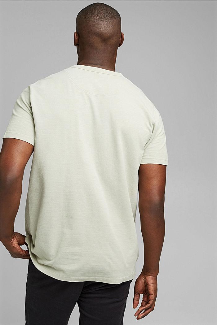 T-Shirts, PASTEL GREEN, detail image number 3
