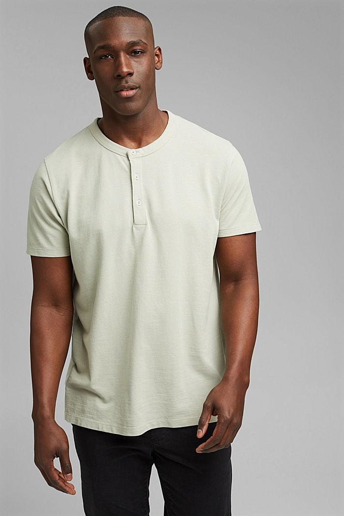 T-Shirts, PASTEL GREEN, detail image number 4