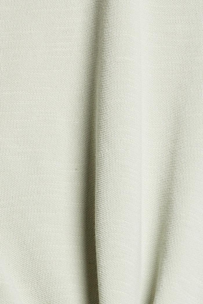 T-Shirts, PASTEL GREEN, detail image number 5