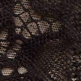 Gerecycled: Brazilian slip met kant, BLACK, swatch