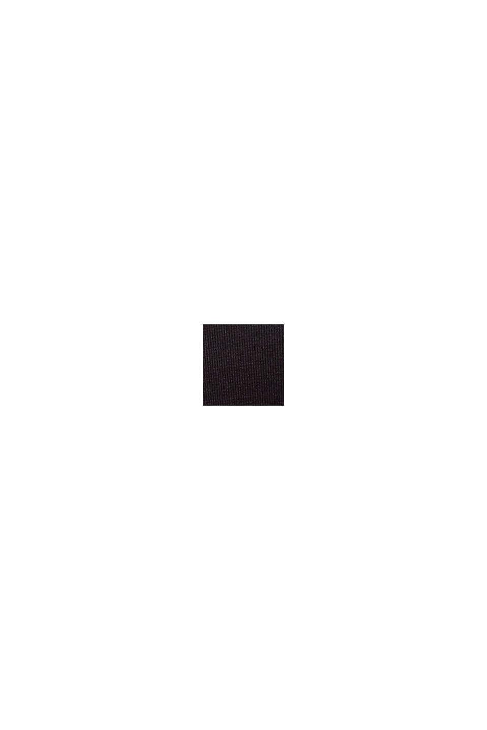 Soutien-gorge rembourré presque sans coutures, BLACK, swatch