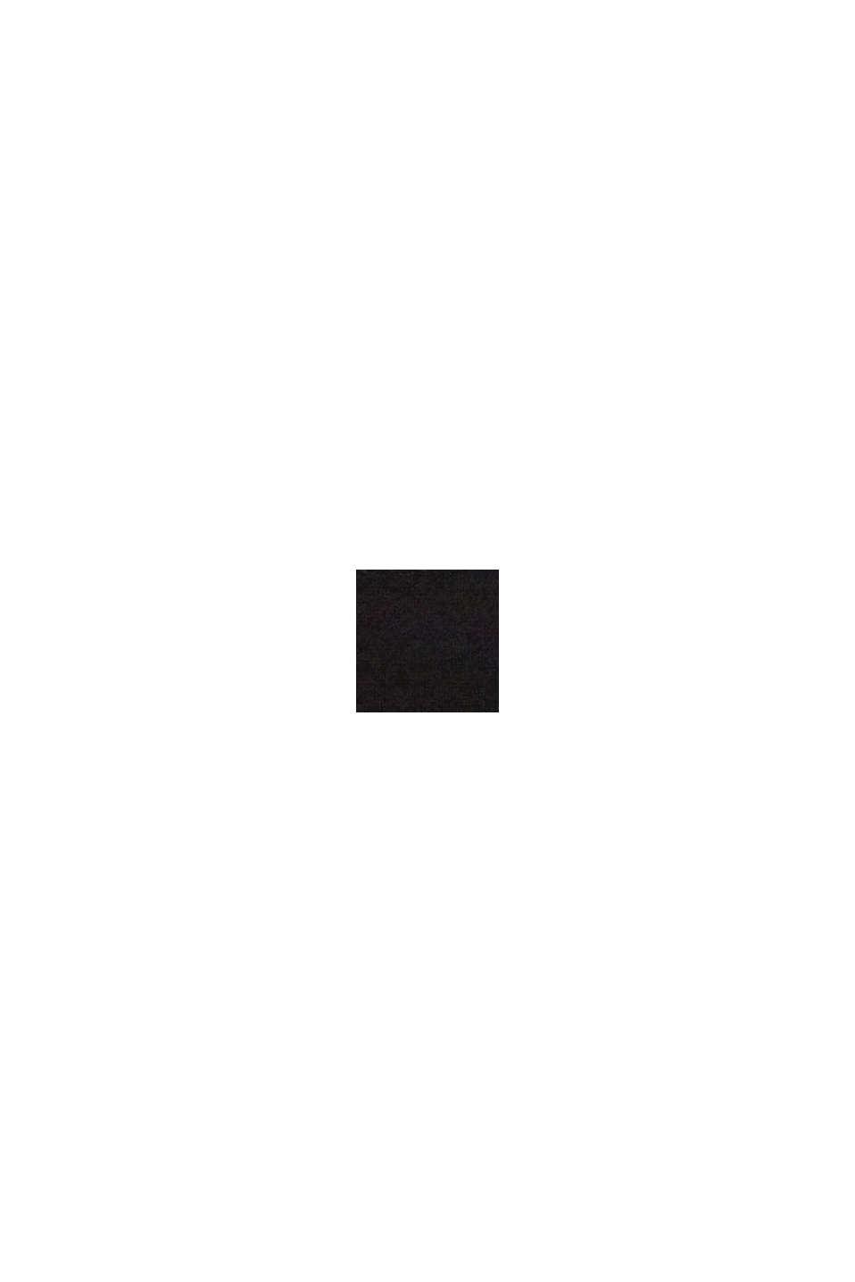 Heerlijk zachte hipster-short, BLACK, swatch