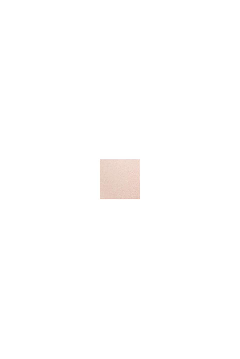Af genanvendte materialer: Vatteret bøjle-bh, LIGHT PINK, swatch