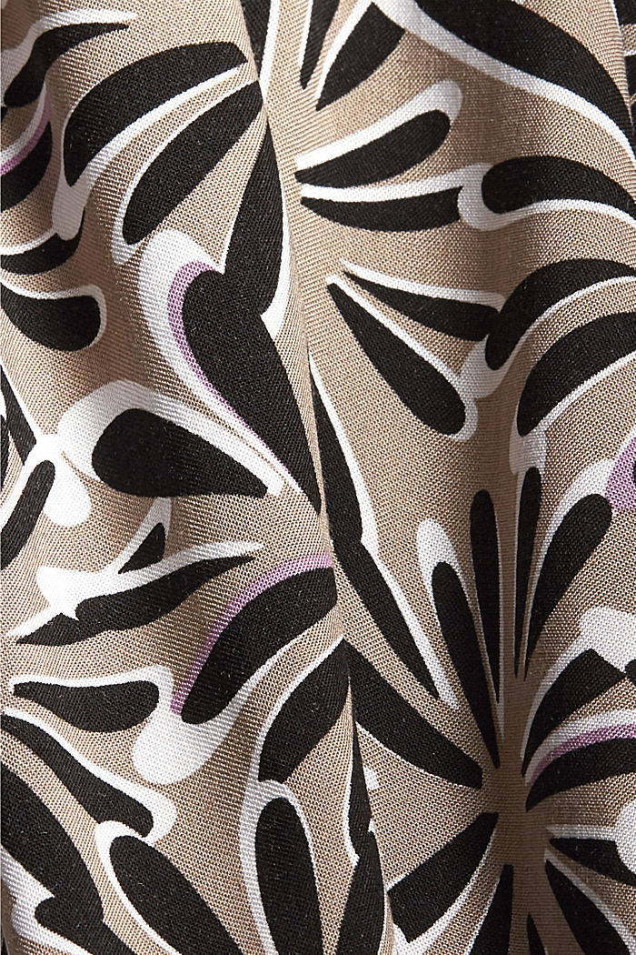 Pijama en LENZING™ ECOVERO™, BLACK, detail image number 3