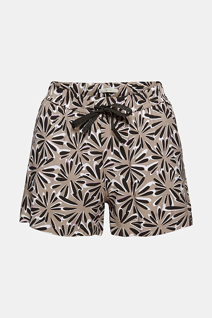 Pyjamashort van LENZING™ ECOVERO™