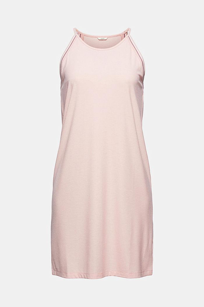 Jersey-Nachthemd mit LENZING™ ECOVERO™